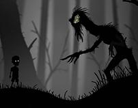 Jakob und der Wanderer