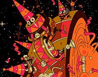 OBSERVATORIO / Character Design & Illustration
