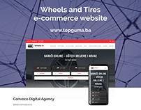 Topguma.ba | Wheels and Tires e-commerce website