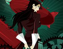 Helsing vs Frankenstein—Zenescope
