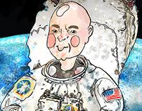 Scott Kelly NASA Astronaut