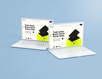 Free Responsive Website Mockup
