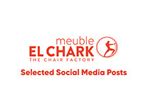 Meuble EL Chark - Selected Social Media Posts