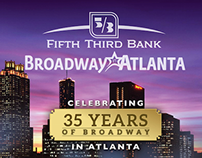 2015-2016 Broadway In Atlanta Brochure