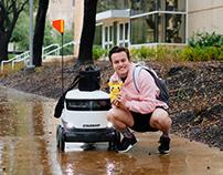 Mini Tobor / Starship Robots Photoshoot - UT Dallas