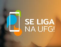 Se Liga na UFG!