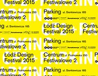Identity — Lodz Design Festival 2015