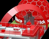Aldora Mobilya Fuar Stand tasarımı