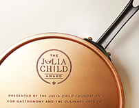 The Julia Child Award & Logo