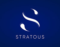 Logo Design - STRATOUS