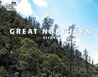 Great Northern Resort Brand Identity