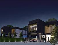 Studio Perancangan Arsitektur 4 ( VILLA )