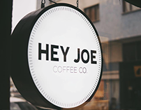 Hey Joe Coffee Co. | Branding Design