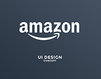 Amazon UI Design Concept