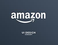 Amazon UI Design Concept