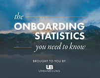 Infographic // Onboarding Statistics