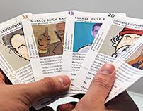 Kartenspiel | Quartett | Nachbarskinder