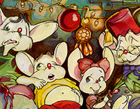 Sleep tight, a Mice! Christmas Storybook -deleted scene
