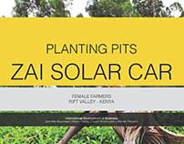 Zai Solar Car