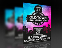 Flyer - Old Town