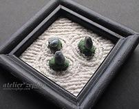 Miniature of Karesansui