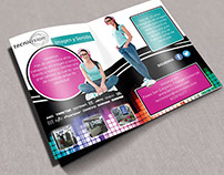 Bi Fold Brochure Tecnivision