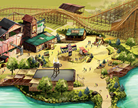EXPLORER ADVENTURE - a new land at Walibi Rhône-Alpes
