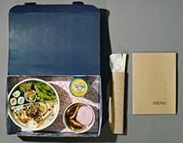 Identifying Direction - Repacking Airline Food