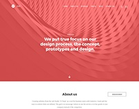 Grit - Free HTML5 Website Template