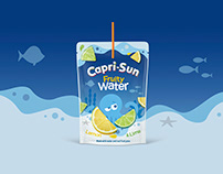 Capri-Sun - Fruity Water