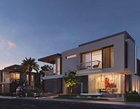 Modern Private Villa  Design & Visualizations.
