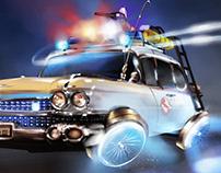 Ecto III - Ghostbusters