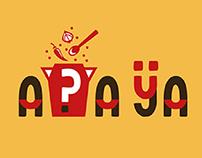 APA YA ricebox - Logo Manual