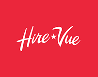HireVue - logo update