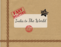 India Post. (Advertisement)