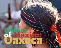 Colors of Mexico: Oaxaca