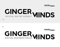 Gingerminds logo optimization