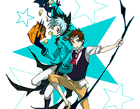 Servamp Pop Art