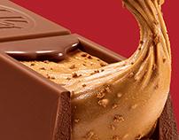 3D • Nestlé KitKat Lotus • DUBAI