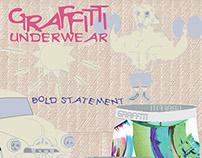 Graffiti Underwear