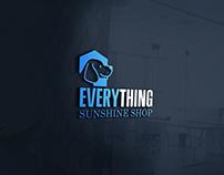 Logo Design Pet Paint Shop