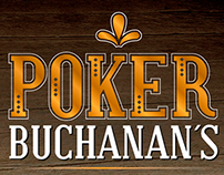 PRINT - POKER BUCHANAN'S