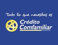 Propuesta stand / crédito Comfamiliar