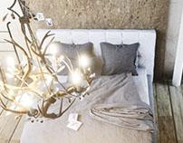 Unreal engine 4 : Old bedroom