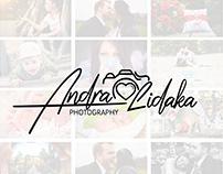 Andra Lidaka Photographer Branding