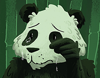 Ping the Panda