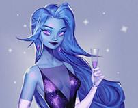 Party Blue