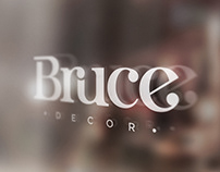 bruce decor | branding + site institucional