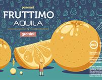 Fruttimo label