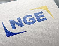 Logo . Groupe NGE